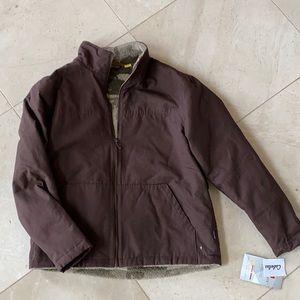 Cabela's duckwater camo jacket